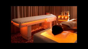 spa beds senso water massage spa bed youtube