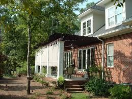 Split Level Front Porch Designs Exterior Design Traditional Exterior Home Design With Gaf