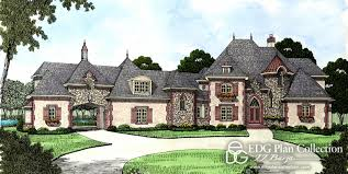 country french home plans lane plan 5087 edg plan collection