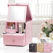 Box Makeup crocodile style makeup box makeup box makeup cosmetic