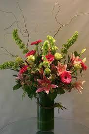 pumpkin arrangement while at garden party flowers vancouver bc