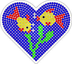 246 best perler and peyote easter motives images on pinterest