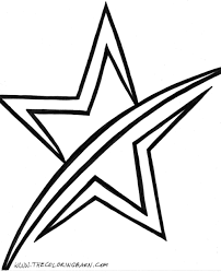 pictures shooting star coloring page 72 for your coloring for kids