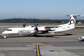 Alaska Airlines Seat Map by Bombardier Q400 Horizon Air Alaska Airlines Flyradius
