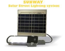 sukam sunway best solar lighting system