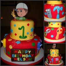 handy manny cake cake yummytreatsbyyane cakesdecor