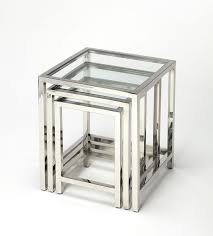 butler specialty nesting tables 2078 best nightstands end tables images on pinterest