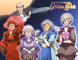 Golden Girls Memes - beautiful guardians golden girls sailor moon know your meme