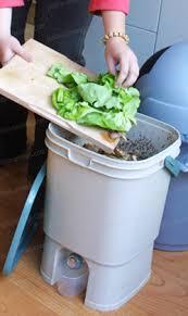 petit composteur de cuisine composteur de cuisine bokashi micro organismes bokashi micro