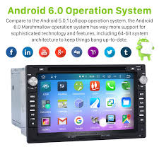 hd 1024 600 touchscreen android 6 0 2000 2009 vw volkswagen bora