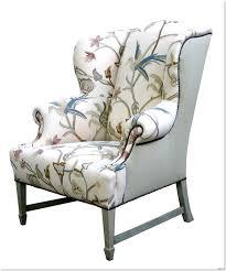 Small Wingback Chair Design Ideas Interior Design For Fabric Wingback Chair Design Ideas 81 In