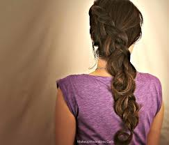 simple casual hairstyles for beautiful long hairs for girls