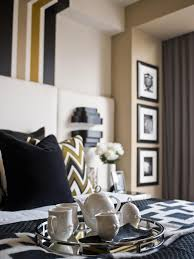 Black And White And Yellow Bedroom Which Master Bedroom Is Your Favorite Hgtv Urban Oasis