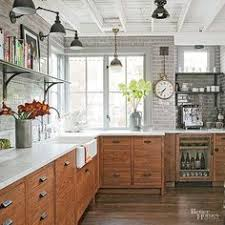 Farmhouse Kitchen Cabinets 11 Stunning Farmhouse Kitchens That Will Make You Want Wood