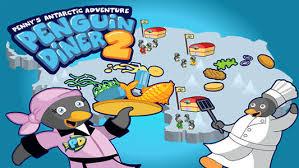 jeux de cuisine de pingouin application penguin diner 2 sur iphone et android