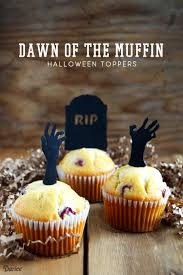 halloween treat toppers for muffins and more darice