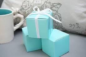 robin egg blue gift boxes 10 robin egg blue mint aqua blue wedding favor gift boxes baby