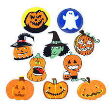 popular halloween patch buy cheap halloween patch lots from china