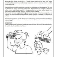 science worksheets archives e classroom