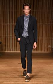 Boys Casual Dress Clothes 10 Looks From New York Men U0027s Fashion Week You Could Actually Wear