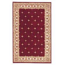 Burgundy Rug Rectangle Burgundy Area Rugs Rugs The Home Depot