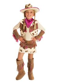 Girls Size 5 Halloween Costumes Girls Rhinestone Cowgirl Costume