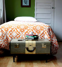 Suitcase Coffee Table Diy Project S Vintage Suitcase Coffee Table Design Sponge
