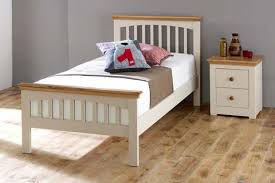 solid wood bed frames the oak bed store