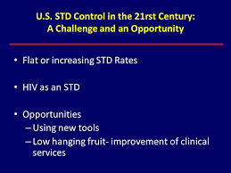 Challenge Std A Sexual Health Framework For Std Hiv Management And Prevention