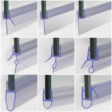 framed shower door seals ds8211 replacement seal pfokus 19