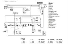 2000 yamaha 350 warrior wiring diagram wiring diagram simonand