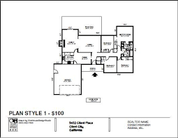 Simple Floor Plans With Dimensions Floor Plans Onehousedesignstudio