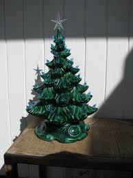 ceramic christmas tree lights stunning ceramic christmas tree