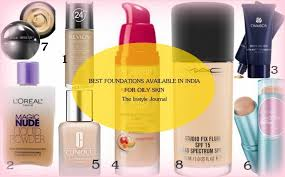 best foundations available in india for oily skin