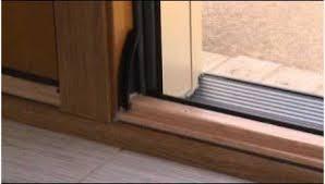 Patio Door Seals Patio Door Weatherstripping Replacement Effectively Easti Zeast