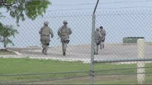 Lackland Afb Map Lackland Afb Shooting Youtube