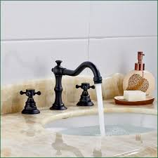 Oil Rubbed Bronze Bathroom Sink Faucet by Lyon Oil Rubbed Bronze Bathroom Sink Faucet All In One