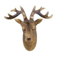 Deer Wall Decor Urban Trends Ceramic Deer Head Wall Decor U0026 Reviews Wayfair Ca