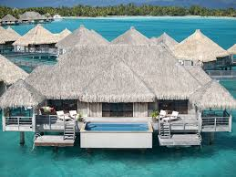 bora bora glass bottom bungalow part 43 overwater bungalows