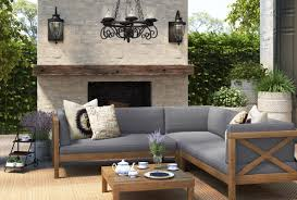 4 Cushion Sofa by Lark Manor Lejeune 4 Piece Outdoor Seating Group With Cushion