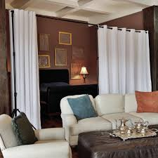mini curtain rods interior design