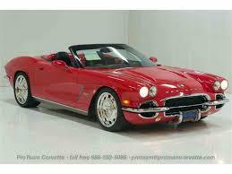62 corvette convertible for sale 1960 to 1962 chevrolet corvette for sale on classiccars com 123