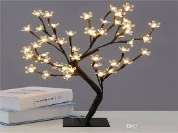 long branch tree lighting 2018 new 48 lights simulation led cherry tree lights strip lights au