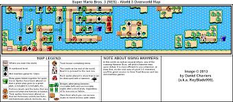 mario bros 3 maps mario bros 3 3 overworld map for nes by keyblade999