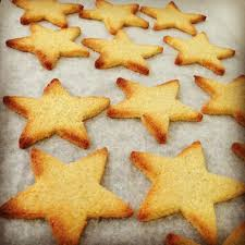 healthy christmas star cookies move fuel love