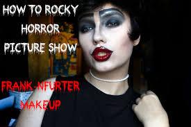 rocky horror makeup tutorial mugeek vidalondon