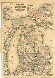 Map Of Mackinac Island Northern Michigan Wikipedia