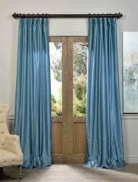 Silk Plaid Drapes Curtains Drapes Window Treatments Half Price Drapes