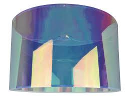 colours sancia iridescent light shade d 400mm departments diy
