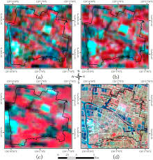 remote sensing free full text rice fields mapping in